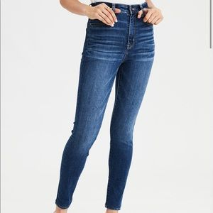 American Eagle Next Level Stretch Jeggings…